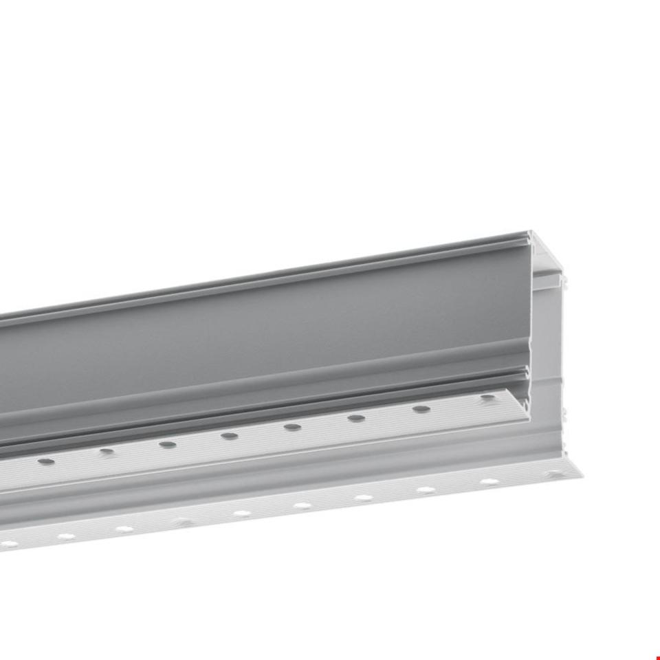 Algoritmo System - Diffused Emission - Structural module recessed - Trimless 2368mm