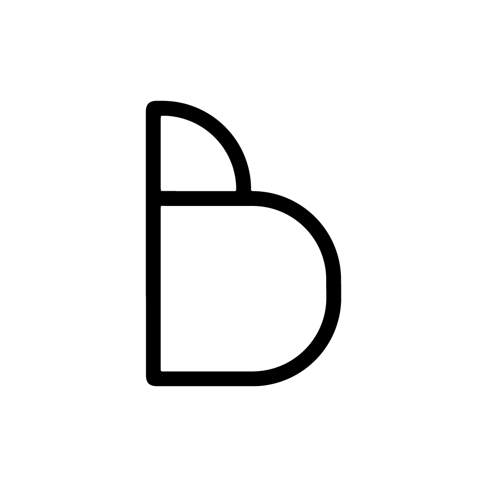 Alphabet of Light - Uppercase - Letter B