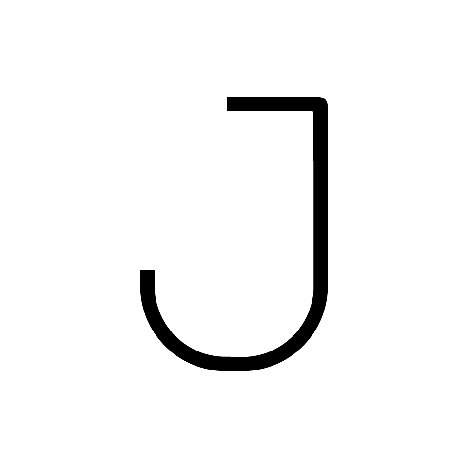 Alphabet of Light - Uppercase - Letter J