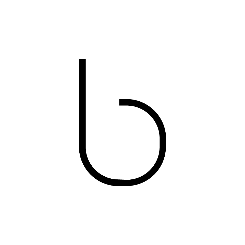 Alphabet of Light - Lowercase - Letter b