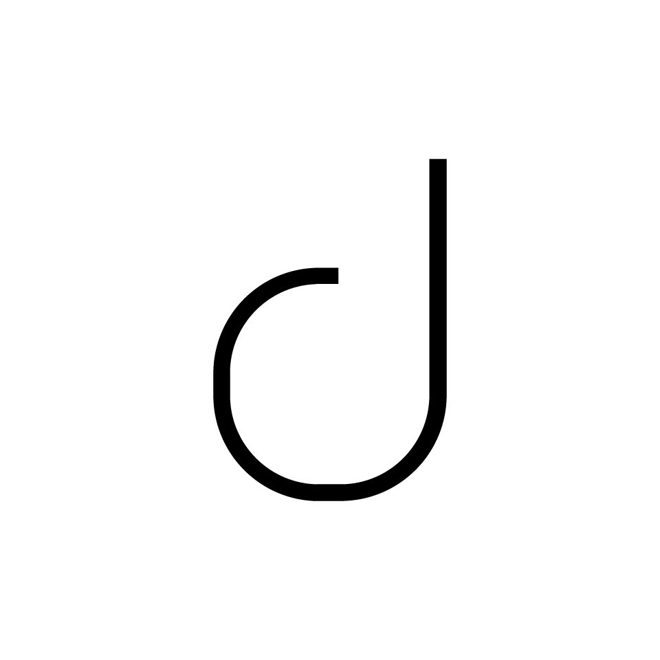 Alphabet of Light - Lowercase - Letter d