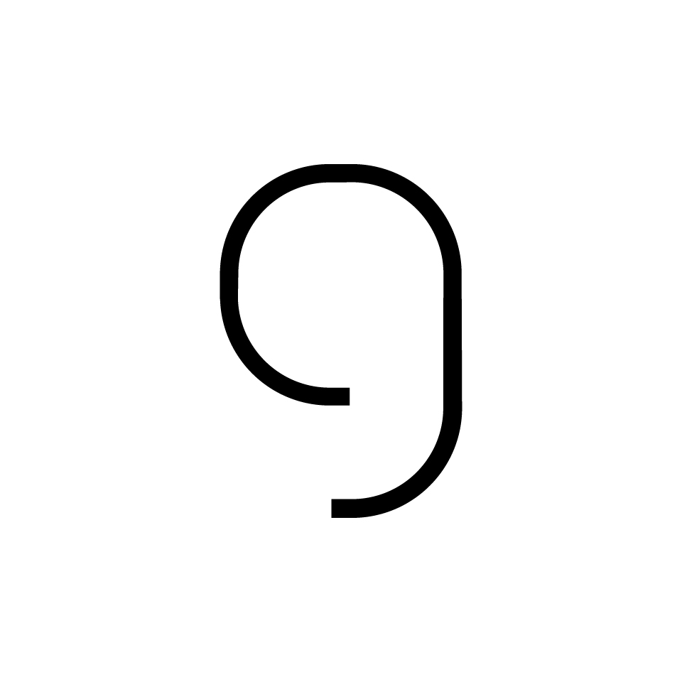 Alphabet of Light - Lowercase - Letter g