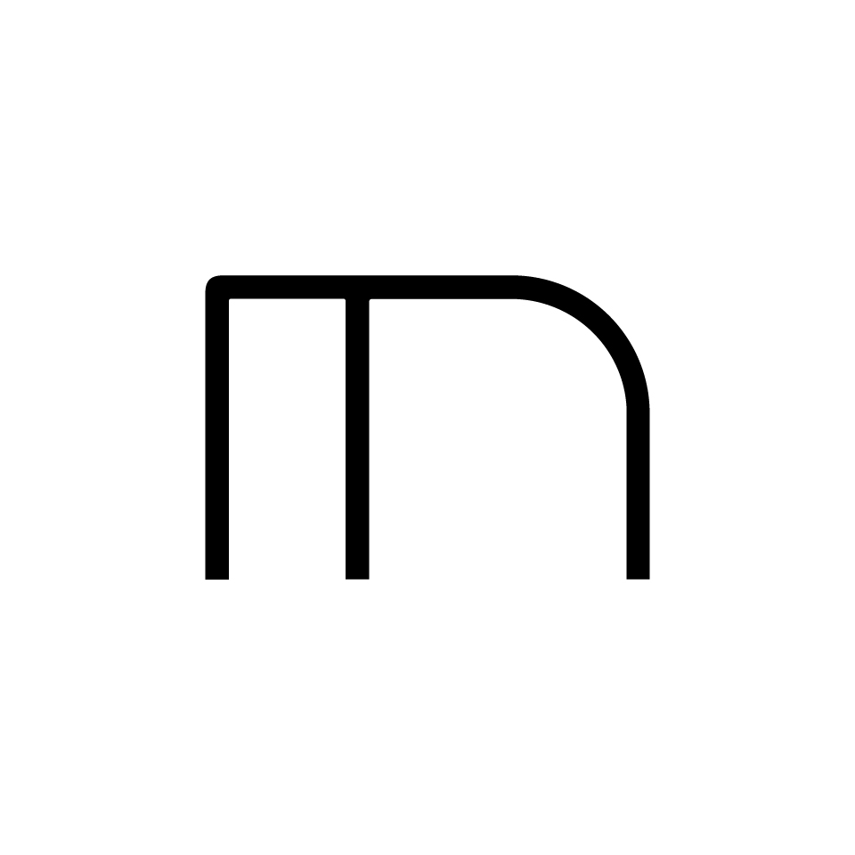 Alphabet of Light - Lowercase - Letter m