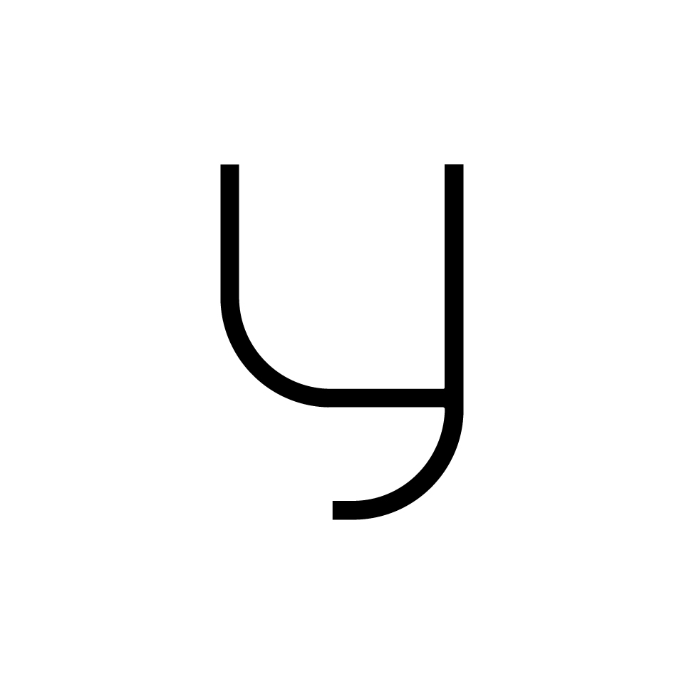 Alphabet of Light - Lowercase - Letter y
