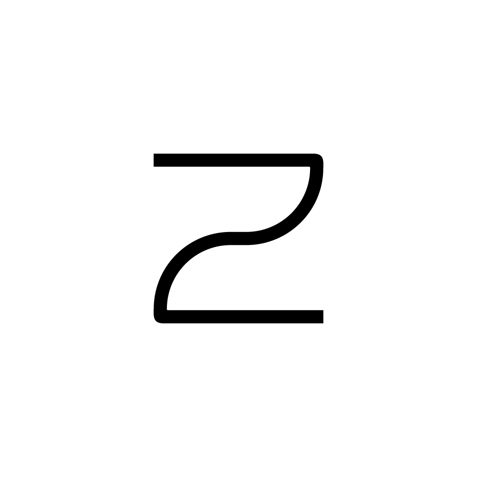 Alphabet of Light - Lowercase - Letter z