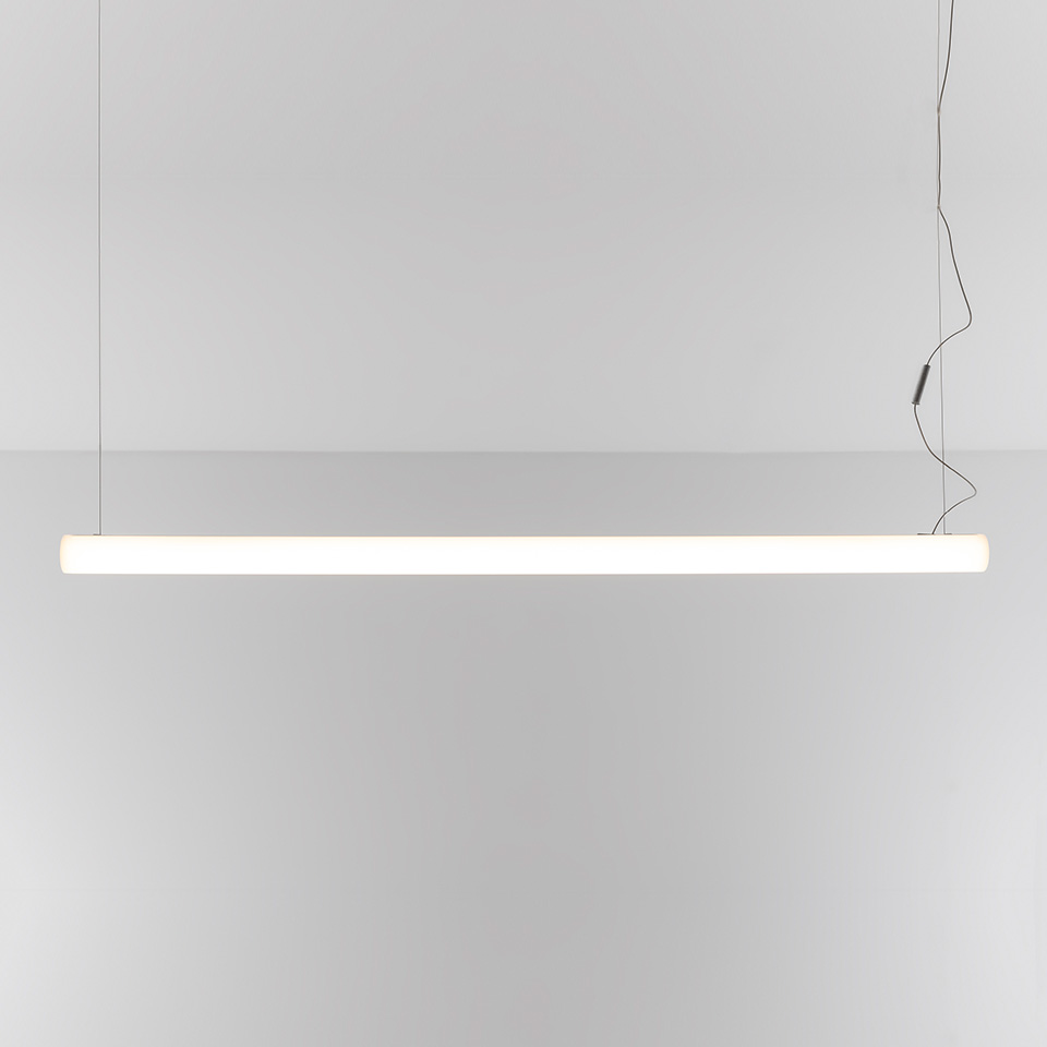 Alphabet of light linear 240 suspension