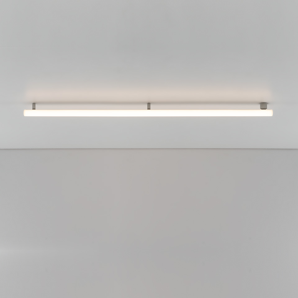 Alphabet of light linear 180 wall/ceiling semi-recessed