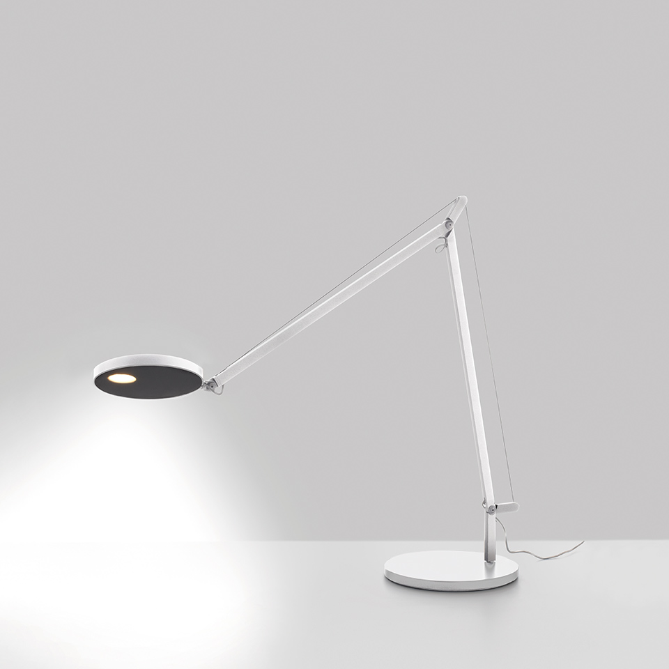 Demetra Table - 3000K - Body Lamp - White