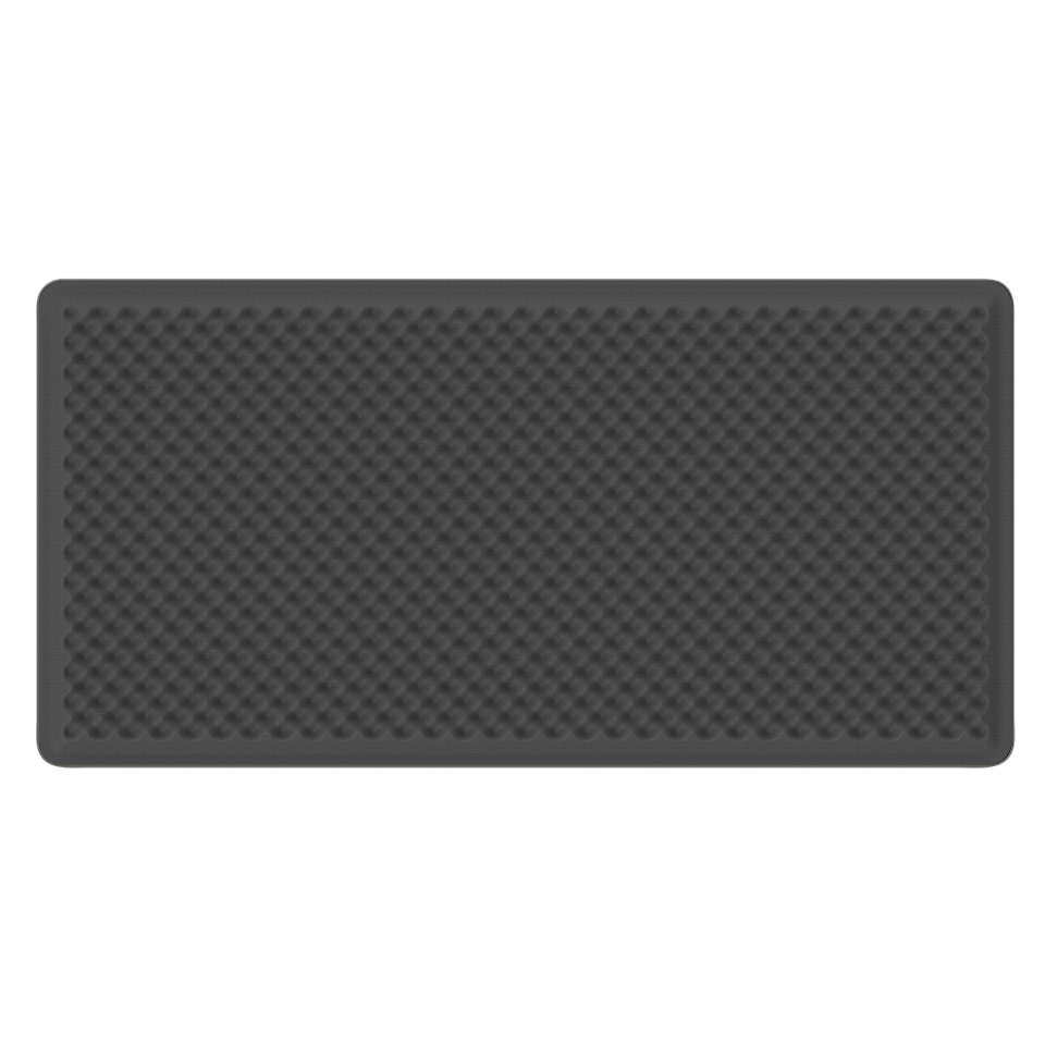 Eggboard Acoustic Panel - 1600x800 - Wall/Ceiling - Grey