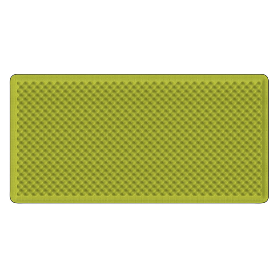 Eggboard Acoustic Panel - 1600x800 - Wall/Ceiling - Green