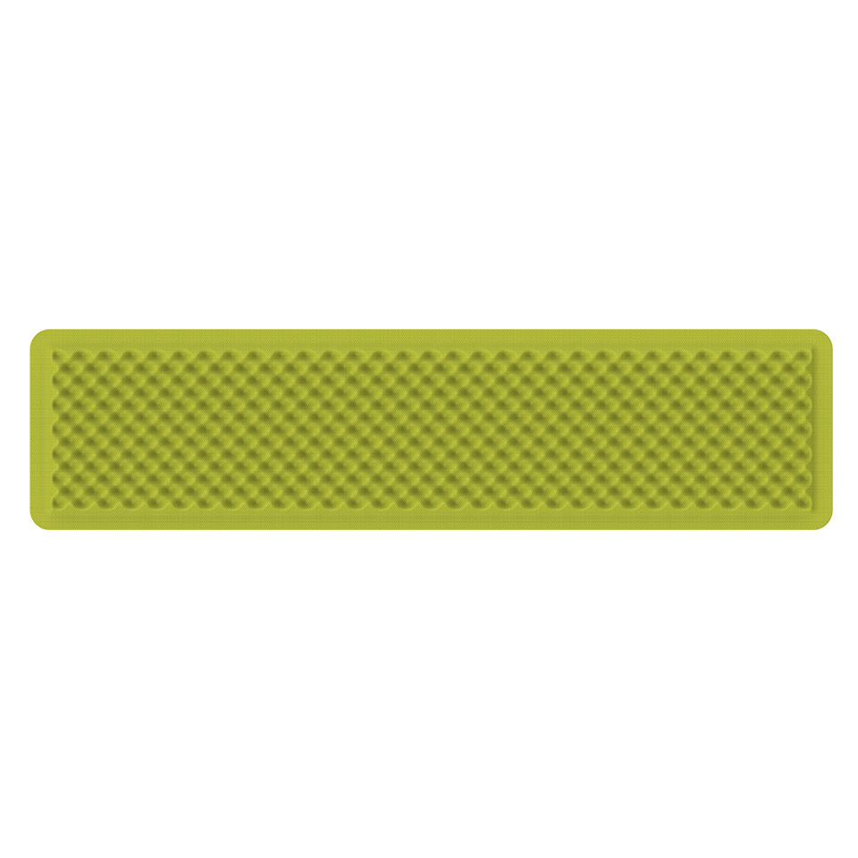 Eggboard Acoustic Panel - 1600x400 - Wall/Ceiling - Green