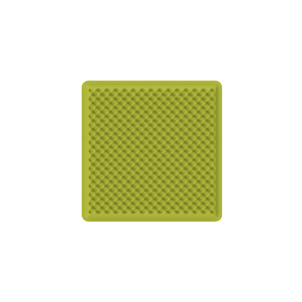 Eggboard Acoustic Panel - 800x800 - Wall/Ceiling - Green