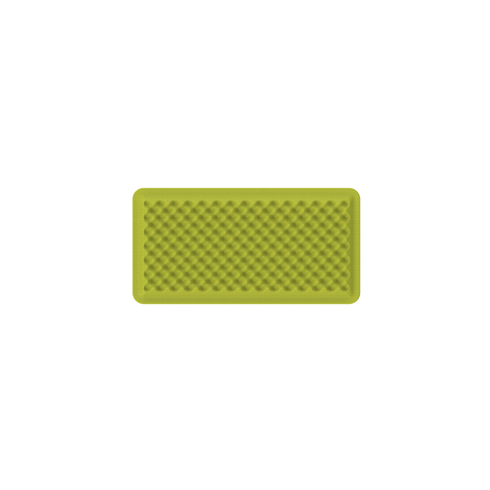 Eggboard Acoustic Panel - 800x400 - Wall/Ceiling - Green