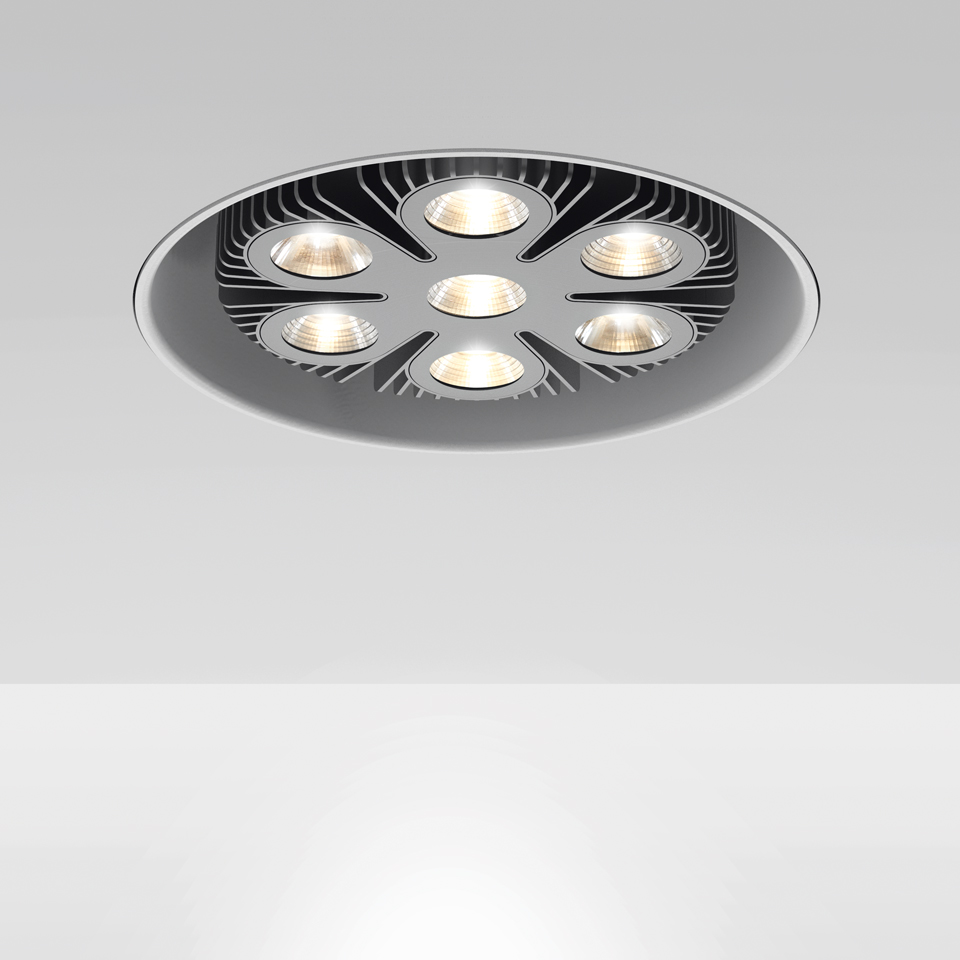 LoT Reflector - Recessed Trimless