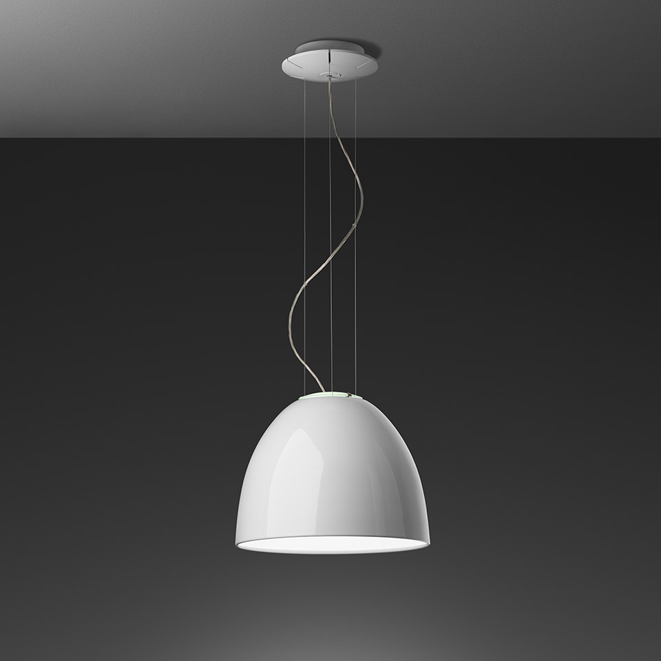 Nur Mini Gloss - Suspension - White