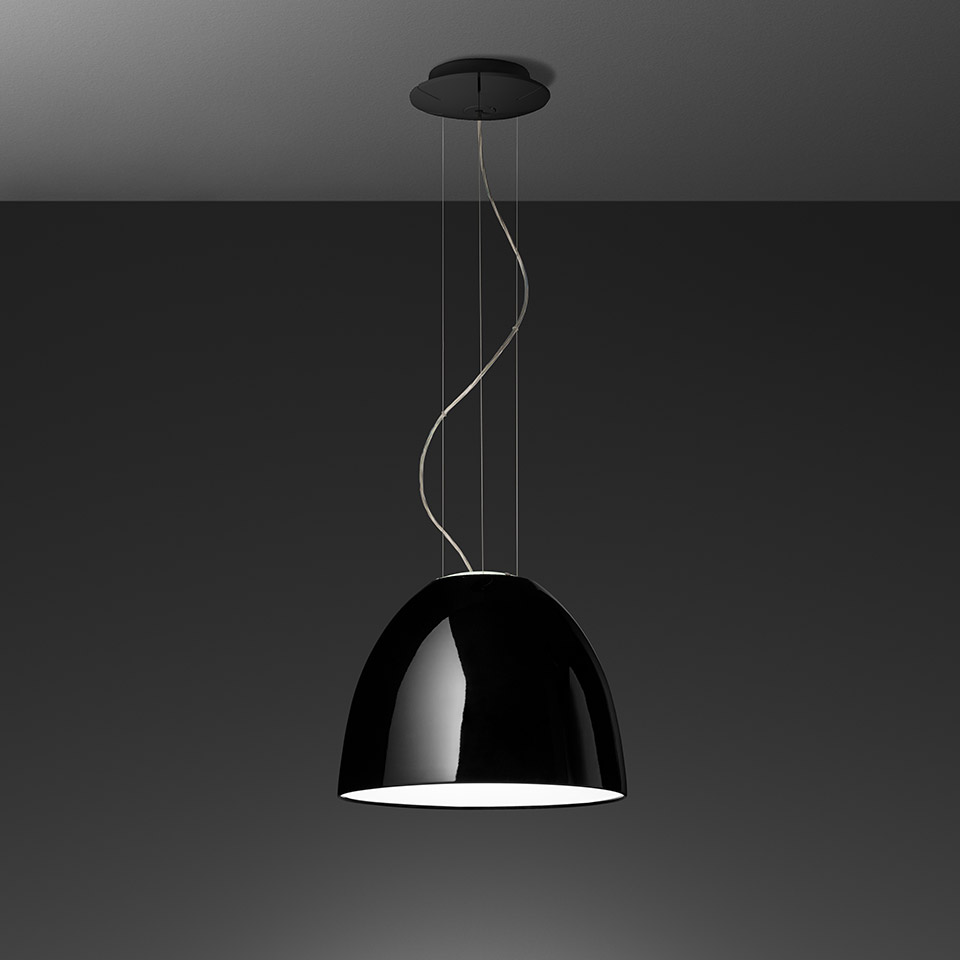 Nur Mini Gloss - Suspension - Black