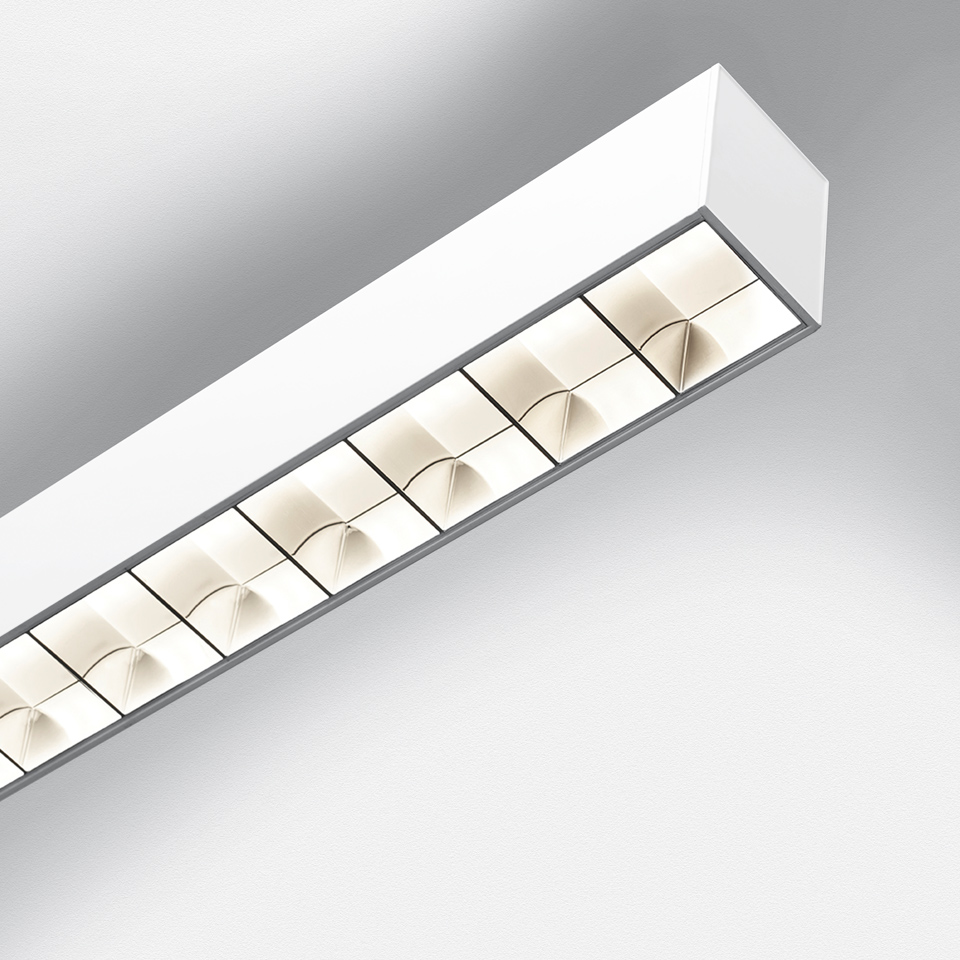 Smart Office Controlled Emission 2249mm 3000K Undimmable White