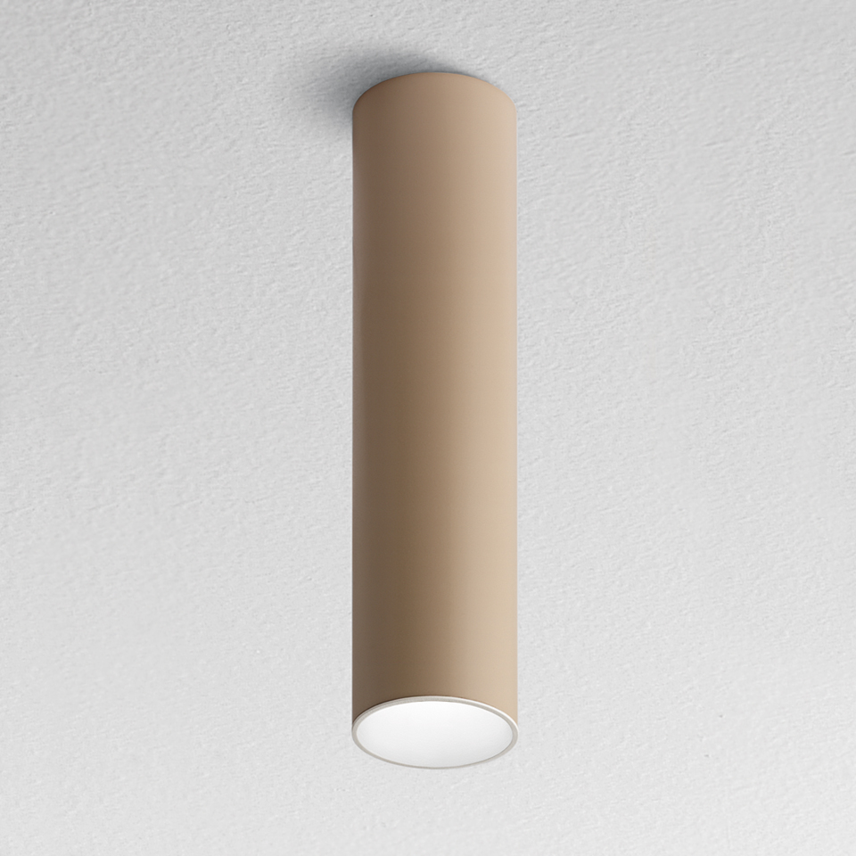 Tagora Ceiling 80 - Led 52° 3000K - Beige/White - Dimmable Dali