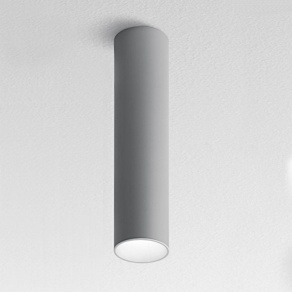Tagora Ceiling 80 - Led 52° 3000K - Grey/White - Dimmable Dali