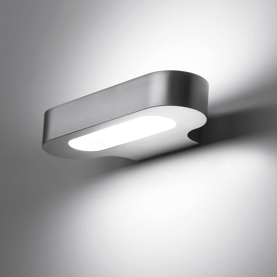 Talo wall LED - Silver 2700K