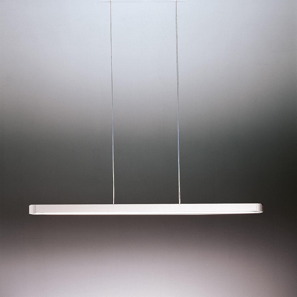 Talo Suspension LED 120 - Dimmable - Blanc