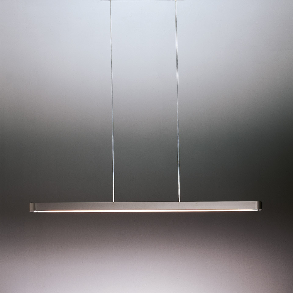 Talo Suspension LED 150 - Dimmable - Gris