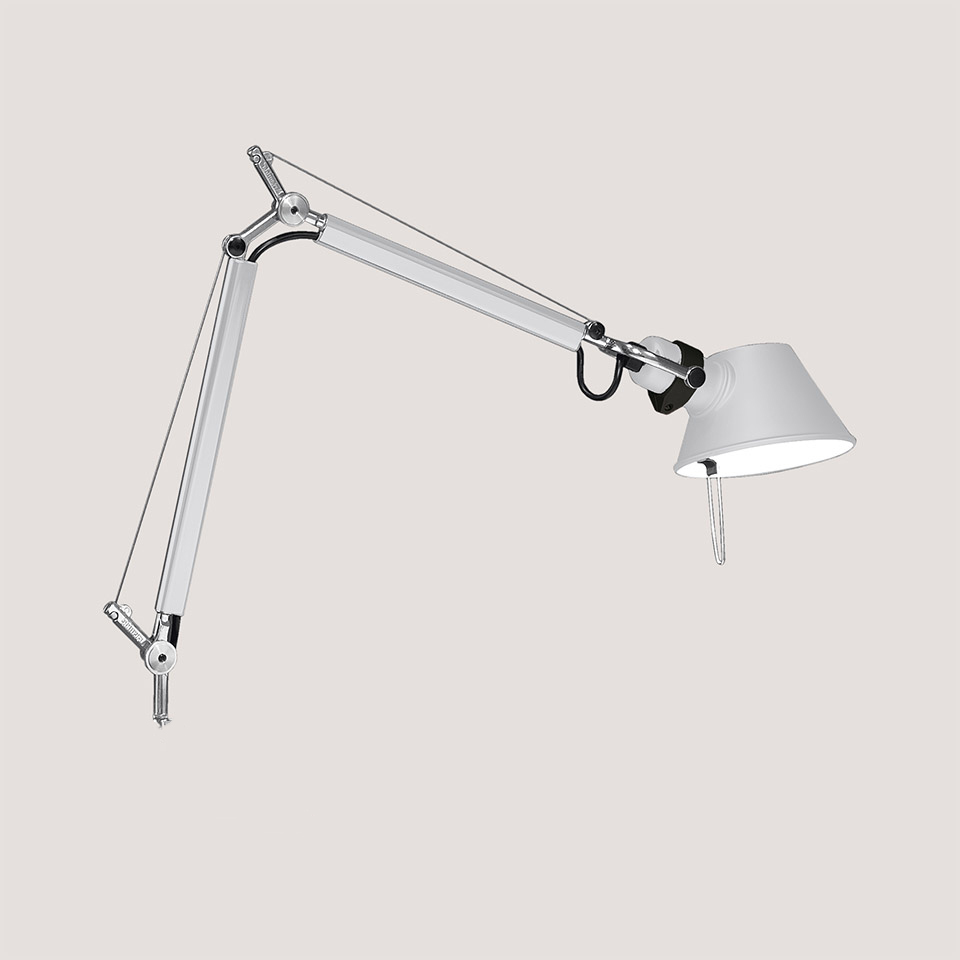 Tolomeo Micro Table - Glossy white - Body Lamp