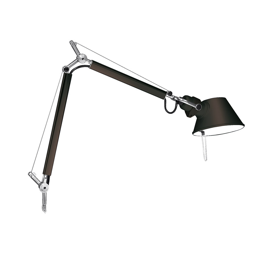 Tolomeo Micro Table - Nero - Body Lamp