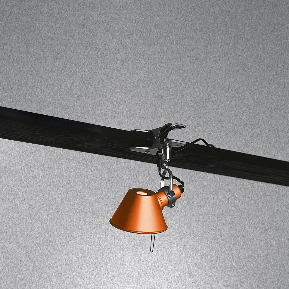 Tolomeo Micro Pinza - Orange