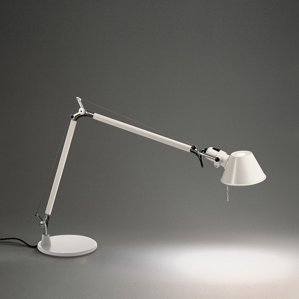 Tolomeo Table - White - Body Lamp
